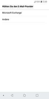 LG G6 - Android Oreo - E-Mail - Konto einrichten (yahoo) - Schritt 6