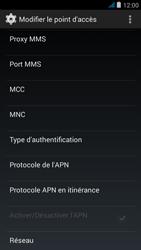 Wiko jimmy - Internet et roaming de données - Configuration manuelle - Étape 14