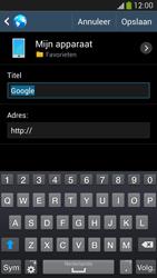 Samsung I9295 Galaxy S IV Active - Internet - hoe te internetten - Stap 10