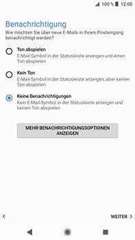 Sony Xperia XZ2 Premium - E-Mail - Konto einrichten (yahoo) - Schritt 11