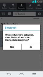 LG LG D802 G2 - Contactgegevens overzetten - delen via Bluetooth - Stap 9