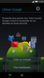 HTC One (M8) - Premiers pas - Créer un compte - Étape 6