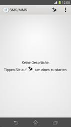 Sony Xperia Z1 Compact - MMS - Erstellen und senden - 6 / 23