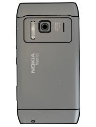 Nokia N8-00 - SIM-Karte - Einlegen - Schritt 4