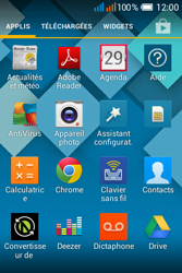 Alcatel OT-4015X Pop C1 - Contact, Appels, SMS/MMS - Ajouter un contact - Étape 3