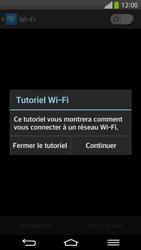 LG D955 G Flex - WiFi - Configuration du WiFi - Étape 5