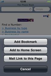 Apple iPhone 4 - Internet - Internet browsing - Step 10