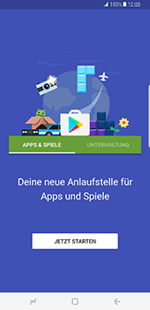 Samsung Galaxy S8 Plus - Apps - Herunterladen - 4 / 20