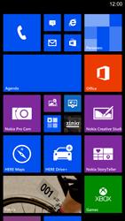 Nokia Lumia 1520 - E-mail - e-mail versturen - Stap 1