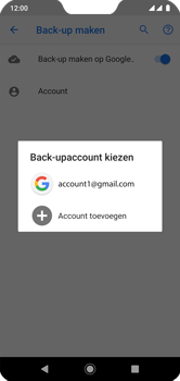 Xiaomi Mi A2 Lite - Data - maak een back-up met je account - Stap 8
