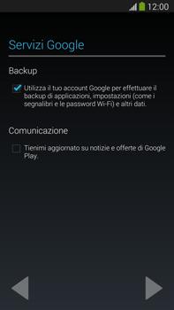 Samsung Galaxy Note III LTE - Applicazioni - Configurazione del negozio applicazioni - Fase 14