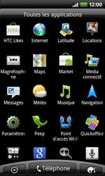 HTC A7272 Desire Z - MMS - Configuration manuelle - Étape 3