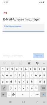 Samsung Galaxy S20 5G - E-Mail - Manuelle Konfiguration - Schritt 9