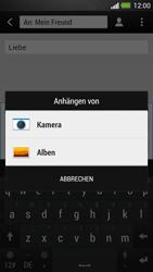 HTC One - MMS - Erstellen und senden - 15 / 20