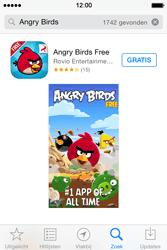 Apple iPhone 4S (iOS 8) - apps - app store gebruiken - stap 14