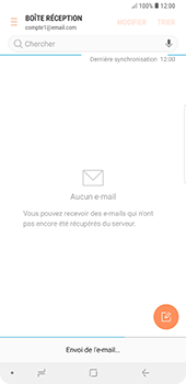 Samsung Galaxy Note9 - E-mail - envoyer un e-mail - Étape 19