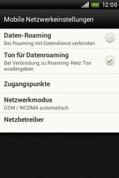 HTC Desire C - Ausland - Im Ausland surfen – Datenroaming - 0 / 0
