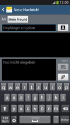 Samsung Galaxy S4 Mini LTE - MMS - Erstellen und senden - 1 / 1