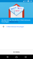 Sony Xperia XZ - Android Nougat - E-Mail - Konto einrichten (gmail) - Schritt 6
