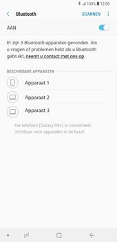 Samsung Galaxy S9 Plus - bluetooth - aanzetten - stap 7