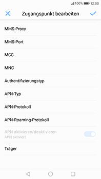 Huawei P10 Plus - MMS - Manuelle Konfiguration - Schritt 12