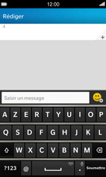 BlackBerry Z10 - Contact, Appels, SMS/MMS - Envoyer un MMS - Étape 5