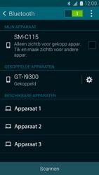 Samsung Galaxy K Zoom 4G (SM-C115) - Bluetooth - Headset, carkit verbinding - Stap 8