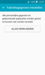 Samsung J120 Galaxy J1 (2016) - Toestel - Fabrieksinstellingen terugzetten - Stap 8
