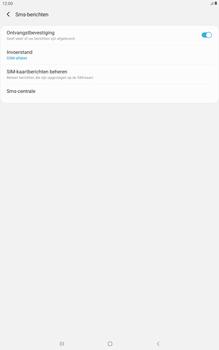 Samsung galaxy-tab-a-10-5-sm-t595-android-pie - SMS - Handmatig instellen - Stap 10