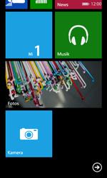 Nokia Lumia 635 - Startanleitung - Personalisieren der Startseite - Schritt 6
