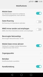 Huawei P9 - Netzwerk - Netzwerkeinstellungen ändern - Schritt 8