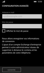Nokia Lumia 530 - E-mail - Configuration manuelle - Étape 8