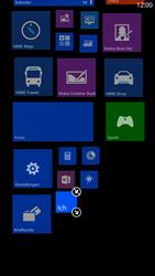 Nokia Lumia 1320 - Startanleitung - Personalisieren der Startseite - Schritt 9