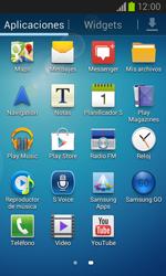 Samsung i8260 Galaxy Core - Mensajería - Escribir y enviar un mensaje multimedia - Paso 3