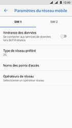 Nokia 3 - Android Oreo - Réseau - Changer mode réseau - Étape 9