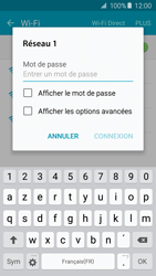 Samsung Galaxy A3 - A5 (2016) - Internet et connexion - Accéder au réseau Wi-Fi - Étape 7