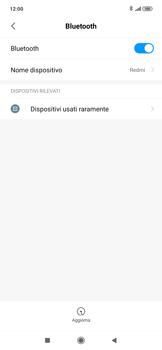Xiaomi RedMi Note 7 - Bluetooth - Collegamento dei dispositivi - Fase 5