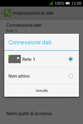 Alcatel Pixi 3 (3.5) - Internet e roaming dati - configurazione manuale - Fase 7