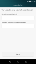 Huawei P8 Lite - Email - Manual configuration - Step 17