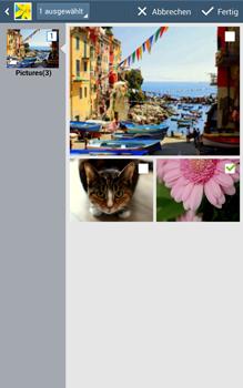 Samsung Galaxy Tab 3 8-0 LTE - MMS - Erstellen und senden - 2 / 2