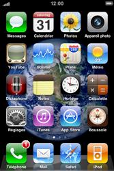 Apple iPhone 4 - Messagerie vocale - Visual Voicemail - Étape 2