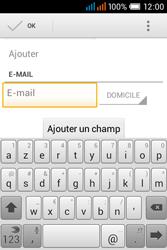 Alcatel OT-4015X Pop C1 - Contact, Appels, SMS/MMS - Ajouter un contact - Étape 12