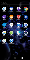 Sony xperia-xz2-compact-h8314-android-pie - E-mail - Bericht met attachment versturen - Stap 3