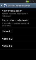 Samsung I9105P Galaxy S II Plus - netwerk en bereik - gebruik in binnen- en buitenland - stap 8