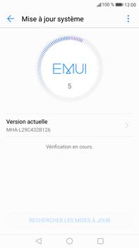 Huawei Mate 9 - Logiciels - Installation de mises à jour - Étape 5