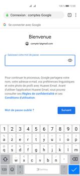 Huawei P40 Pro - E-mails - Ajouter ou modifier votre compte Gmail - Étape 11