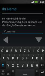 HTC Desire 500 - Apps - Konto anlegen und einrichten - Schritt 5