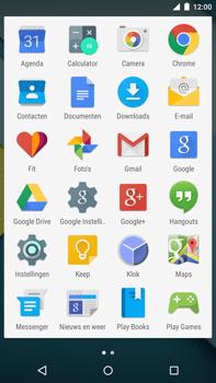 Motorola Nexus 6 - e-mail - hoe te versturen - stap 3