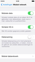 Apple iPhone 5c - Netwerk - 4G activeren - Stap 5