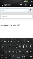 HTC One - E-mail - hoe te versturen - Stap 5